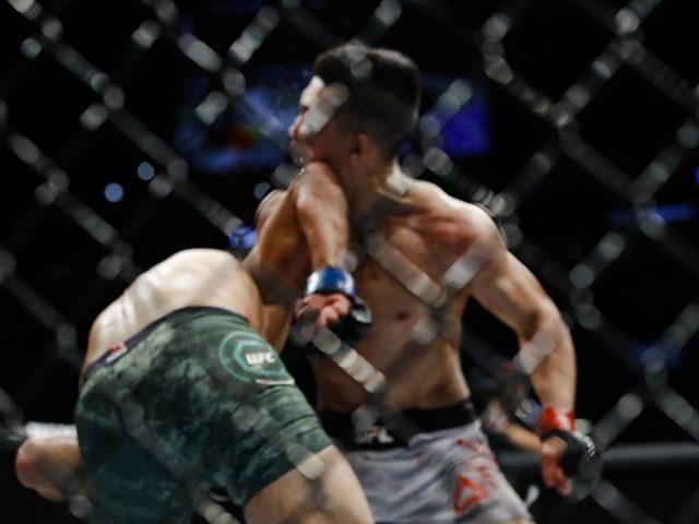 Video   Si ka mundësi  Yair Rodriguez me nokautin e vitit në UFC