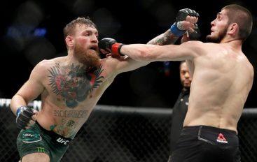 Revanshi Khabib-McGregor në boks nëse pezullohen nga UFC-ja
