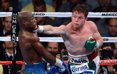 Alvarez: Jam gati për revanshin me Mayweather e pres në ring
