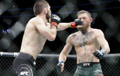 Khabib: Gati të pajtohem me McGregor, por preferoj të dueloj ndaj atij