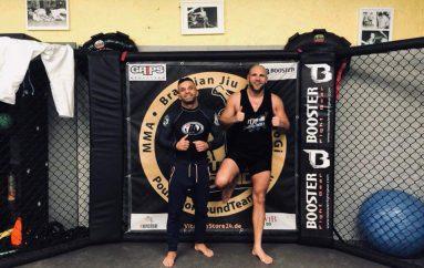 Shendrit Hotnjani, asnjëherë nuk dorëzohet, tani do të debutoj në MMA