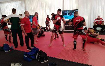 Shqipëria paraqitje të mirë në kampionatin botëror në MMA