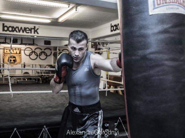 Armand Culhaj kundër Simeunoviç në eventin  Final Fight  në Tiranë