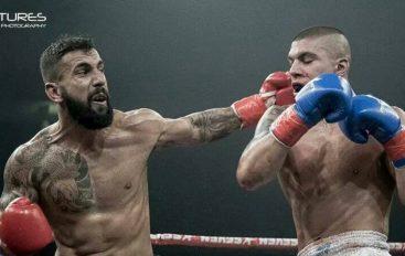 Giannis Fejzuallahu kundër serbit Antonio Zovak