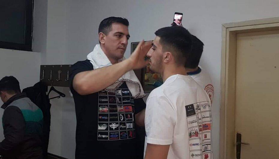 Florim Zendeli debuton me fitore në MMA