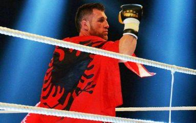 Ferit Keta, kampioni i ri i botës në Kickbox