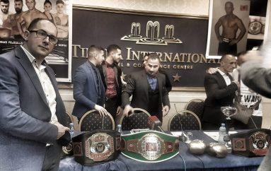 Avdyl Salihu merr licencën për Menaxher dhe Promotor në boksin profesionist