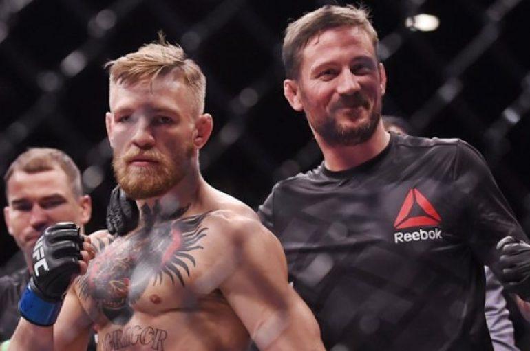 Trajneri i McGregor: Nuk kemi folur që pas humbjes me Khabib