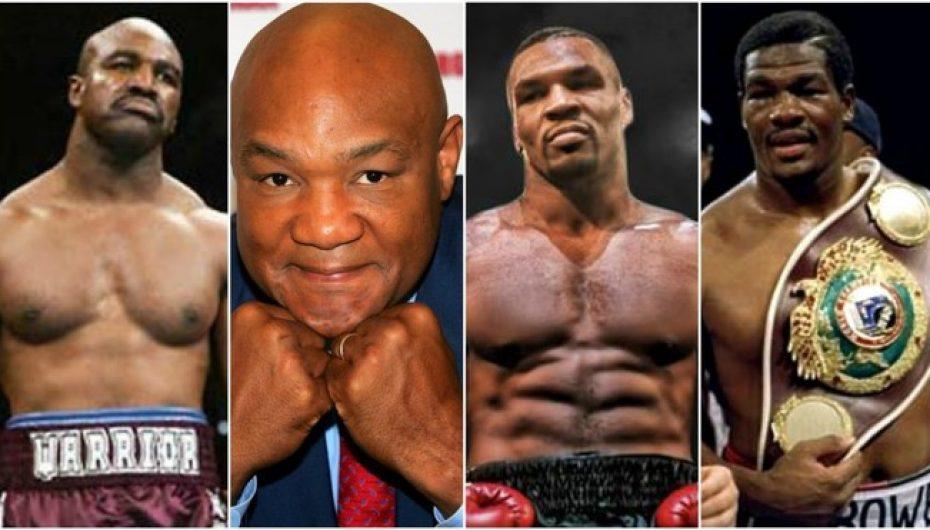 Nga Foreman te Tyson: legjendat parashikojnë duelin Wilder-Fury
