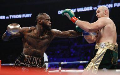 Nuk ka fitues, sfida e titullit mes Wilder dhe Fury mbyllet në barazim