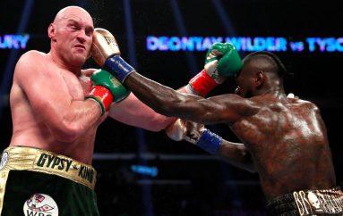 Justifikohet Wilder: Ndaj Fury duelova i dëmtuar, isha në 50% të formës
