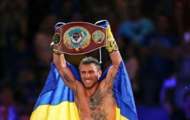 Lomachenko konfirmohet kampion, rrëmben edhe titullin WBO të Pedraza