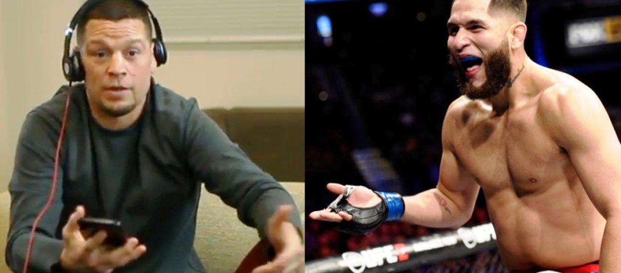 Dana White konfirmon: Nick Diaz vs Jorge Masvidal në UFC-235