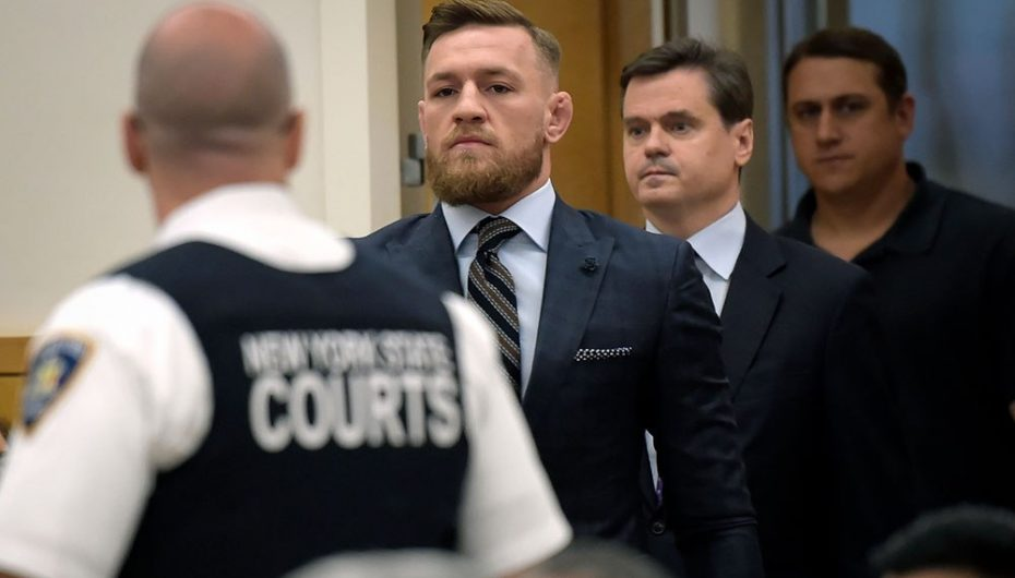 Shkeli rregullat, 6 muaj pezullim për Conor McGregor…