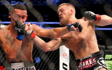 McGregor thumbon Holloway pas titullit: Jam ende kampion, ta kam treguar vendin