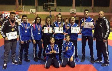 11 medalje për karatistët Struganë në Vlorë