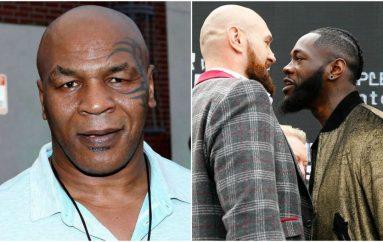 Tyson: Ky do të jetë fituesi i super-meçit Wilder-Fury