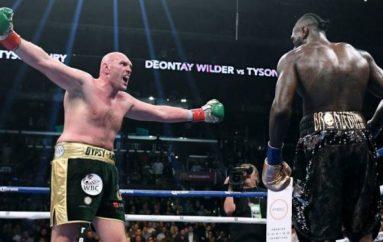 Sot 10 vite më parë kishte debutuar Tyson Fury, shikoni si dukej