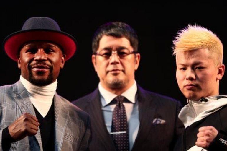Mayweather tallet me rivalin japonez: E mund edhe në gjumë