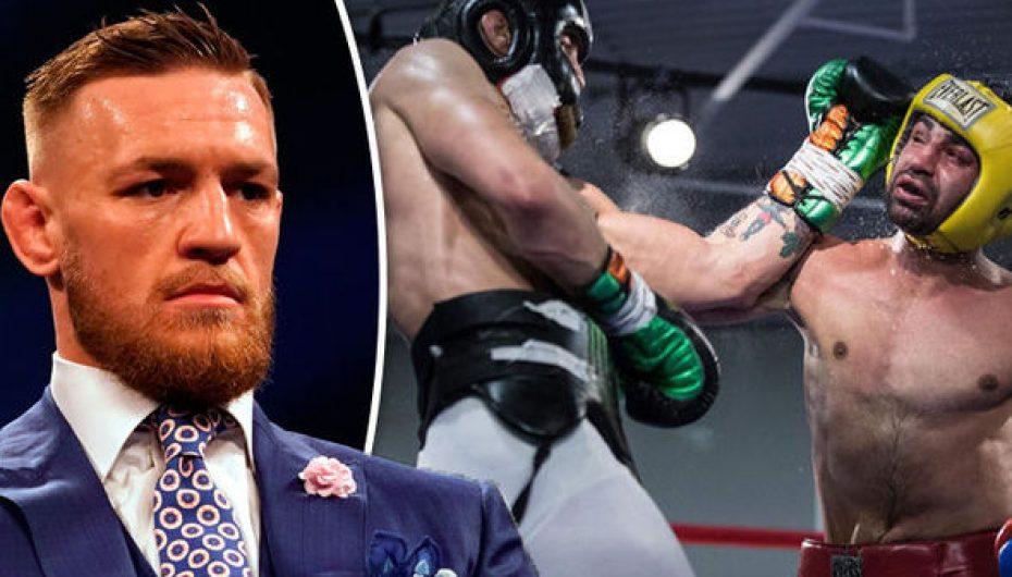 """Kërcënohet McGregor, """"më mjafton një grusht dhe e bëj për spital"""""""