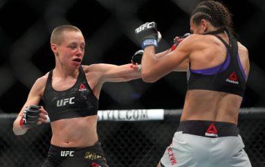 Zyrtare, Namajunas mbron titullin në eventin UFC-237 ndaj Andrade