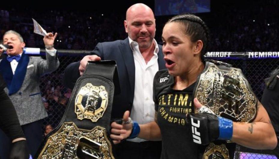 UFC planifikon sfidën e madhe