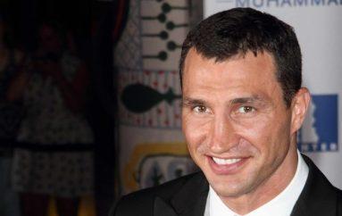 Klitschko zbulon rivalin