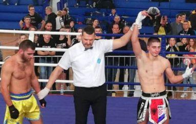 "Muhamet Deskaj triumfon në ""WAKO Evropian Cup"""