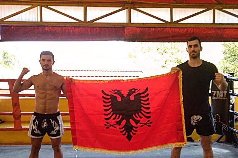 Saimir Merja përgatitje me kampionin tjetër Fatmir Gordi në Tajlandë