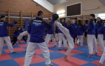 """Klubi """"Olympic Art"""", kampion i Kosovës në Taekwondo"""