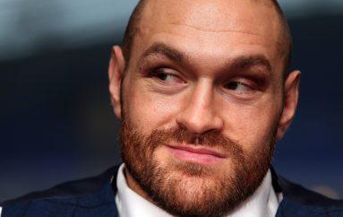 Fury tallet me rivalin e Joshua: Ja çfarë i kam bërë gjatë stërvitjes