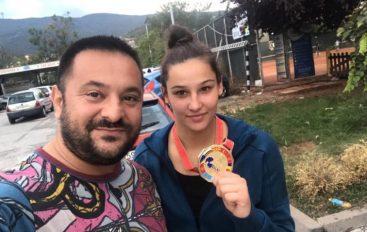 Përveç medaljes së argjendtë në Maroku, ja çfarë fitoi Loriana Kuka