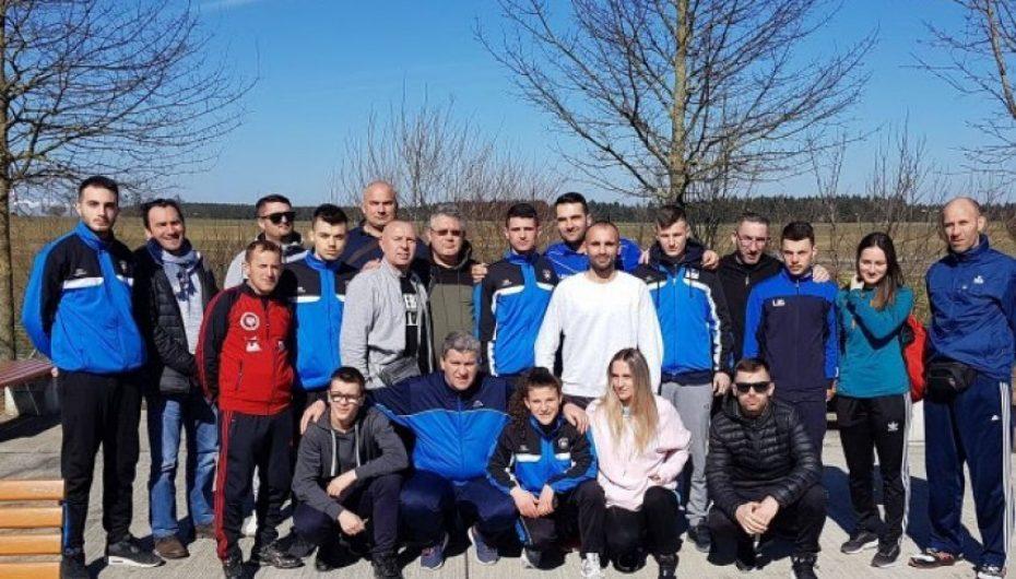 """Kombëtarja e karatesë garoi në Karate 1 Serie A """"Salzburg 2019"""", Gërvalla doli e nënta"""