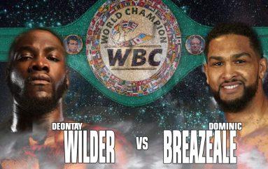 Zyrtare, Wilder do të mbrojë titullin më 18 maj, ja rivali