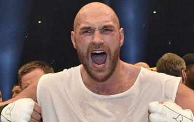 """""""Fury is back"""", zyrtarizohet rivali i ardhshëm dhe data e rikthimit në ring"""