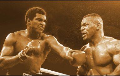 Muhammad Ali apo Tyson? Ja kë do të donte ta kishte përballë Joshua