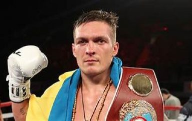 Usyk do të bëhet i mandatuar nga WBO për të dueluar ndaj Joshua