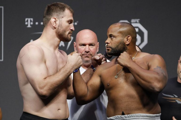 Cormier pranon revanshin me Miocic, sfida për titull në UFC-241