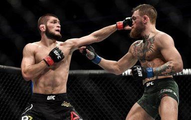 """""""Lufta s'ka mbaruar"""", McGregor kërkon revanshin me Khabib"""