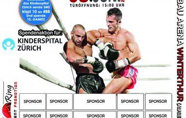 """Me 8 qershor """"ICF Open Air Fight Night 2"""" në Winterthur"""