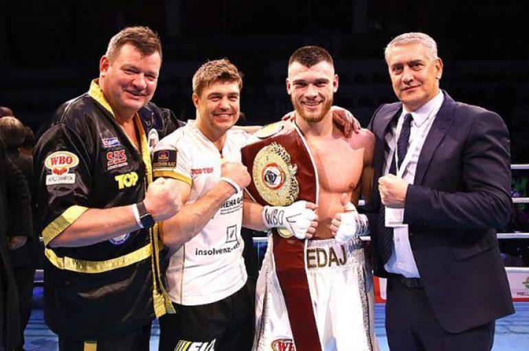 Jurgen Uldedaj kërkon majat, sfidon polakun për titullin e WBC