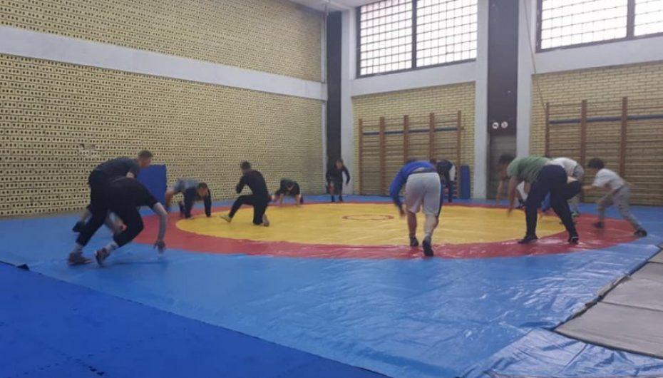 Kampionati i Kosovës në mundje në Prishtinë