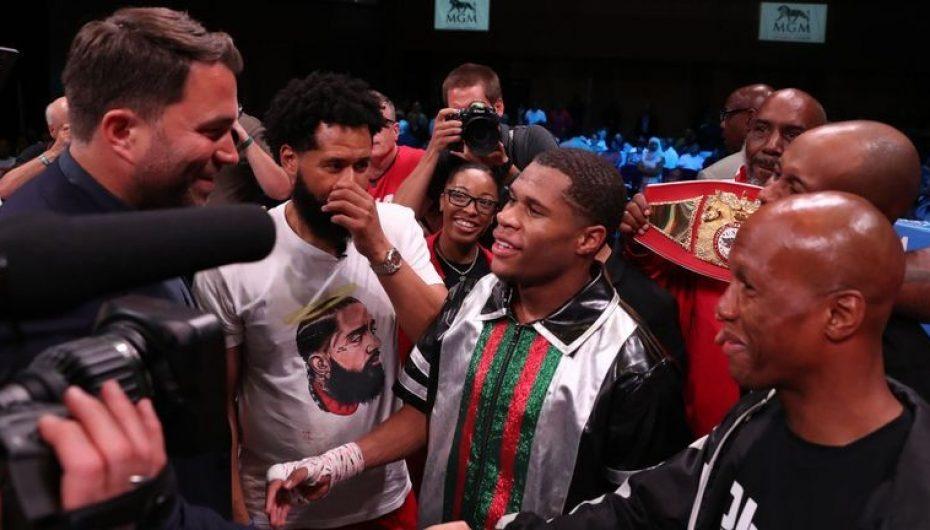 Ylli i ardhshëm i boksit