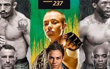 5 arsyet pse nuk duhet ta humbisni UFC 237 këtë fundjavë
