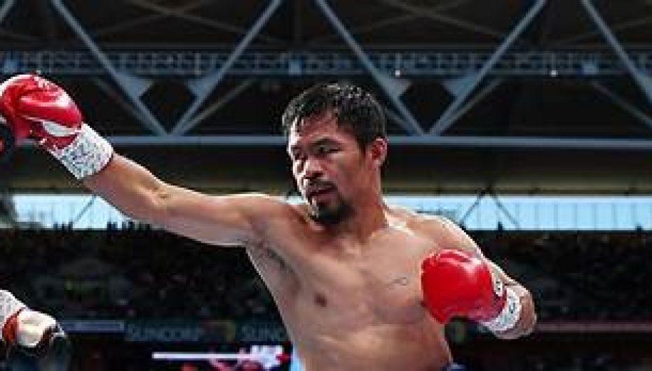 Pacquiao sërish në ring