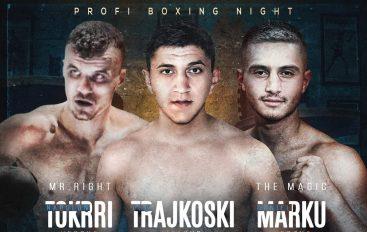Të shtunën spektakël boksi në Prilep