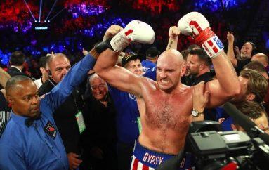 Fury fton Andy Ruiz në duel: Ka titujt që më përkasin mua