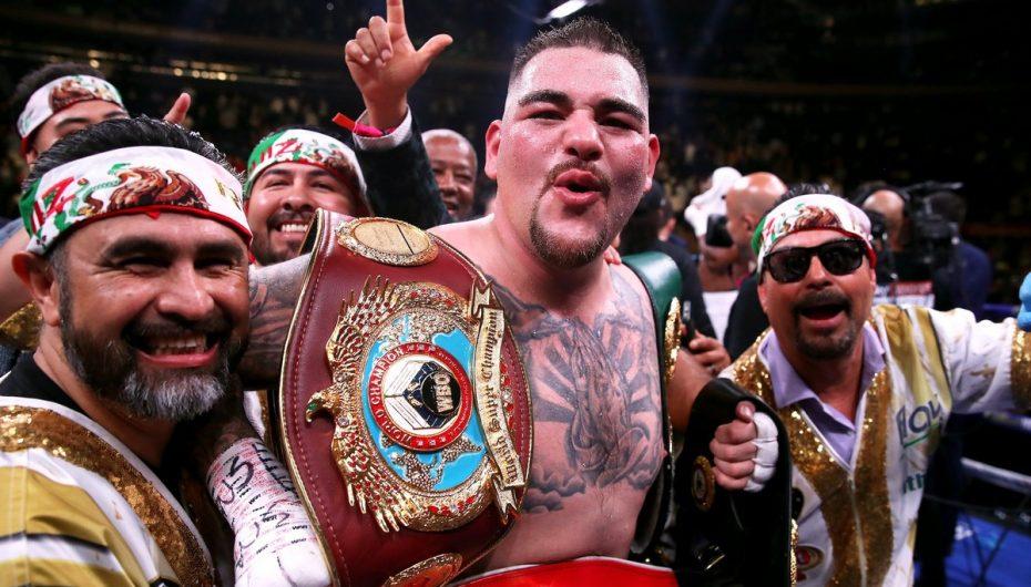 """Andy Ruiz Jr i jep një tjetër """"KO"""" Joshua, refuzon revanshin"""