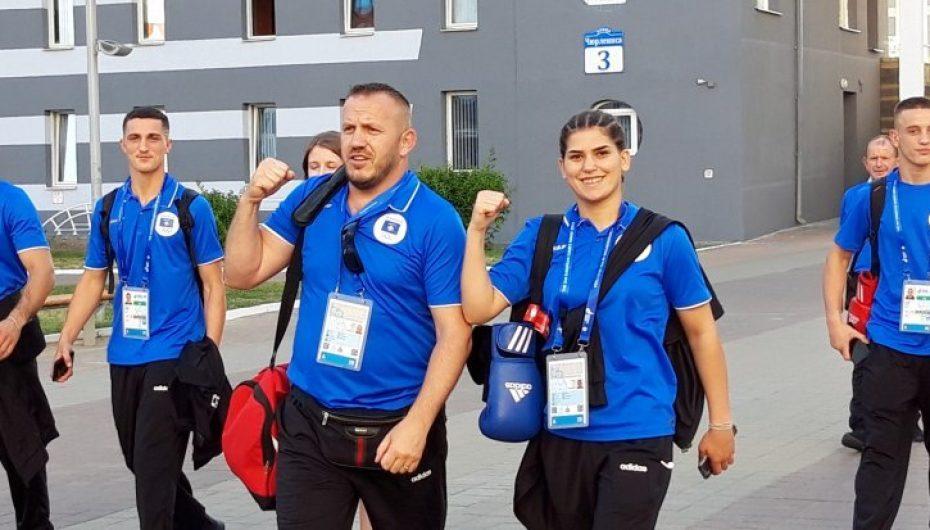Short relativisht i mirë për boksierët e Kosovës