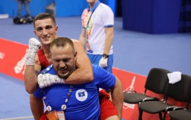 E gjithë vëmendja tek Patriot Behrami, boksieri ynë lufton për medalje